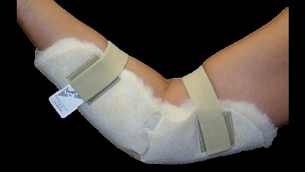Sheepskin elbow protector