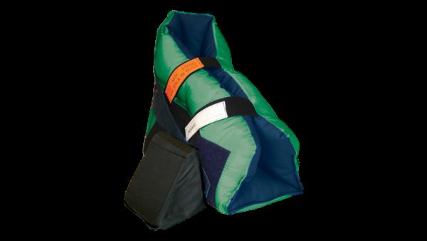 PrimoBoot Anti Rotational Wedge Green Image