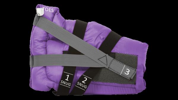 PRIMOBoot Small Purple Gray BABS image