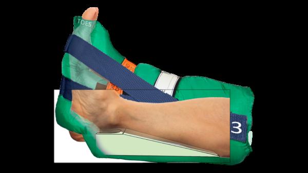 PrimoBoot Heel Lift ( green)